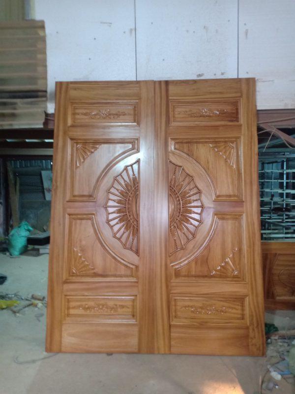 giá cửa gỗ tự nhiên